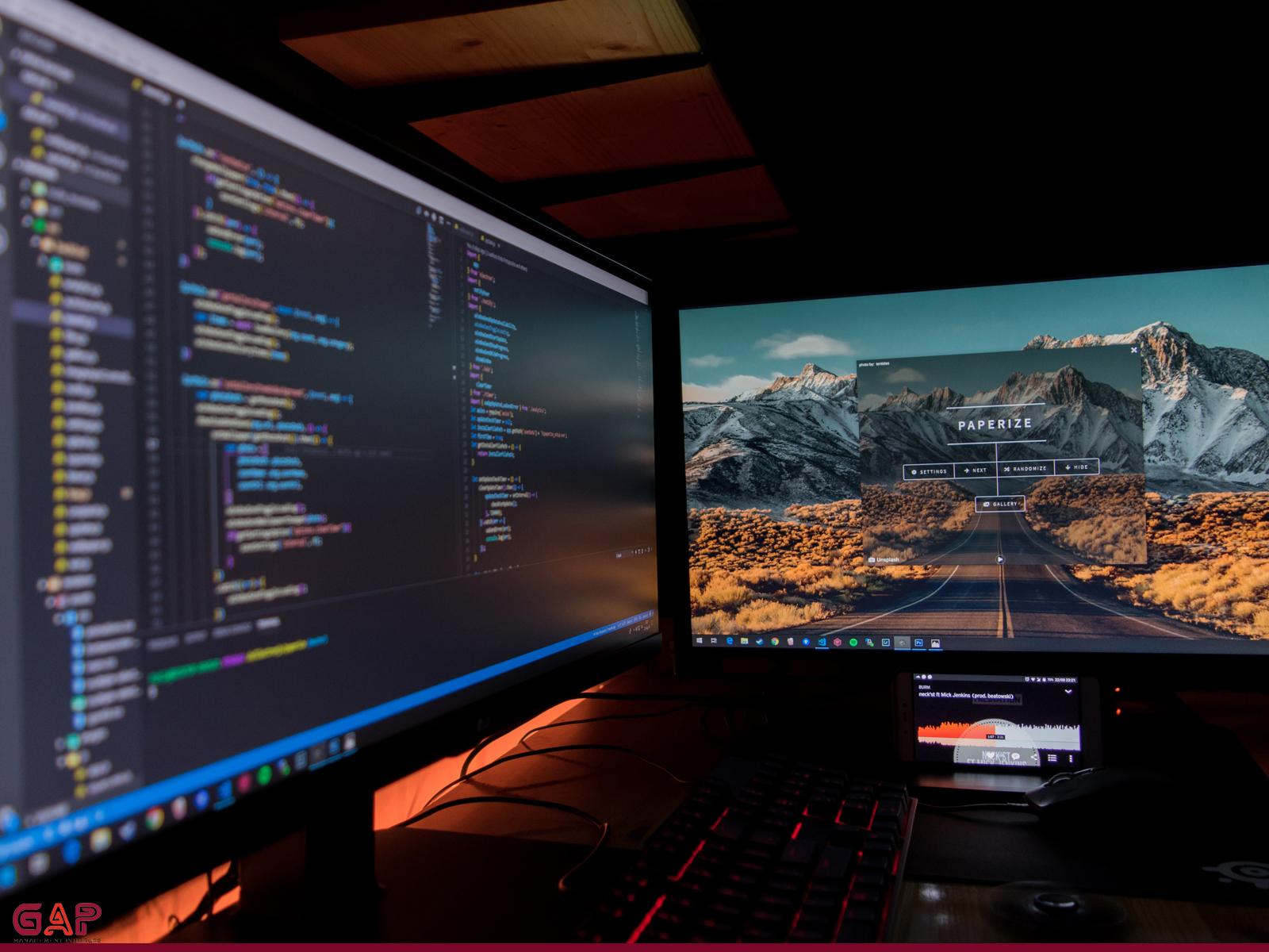 Data Management & Software Development