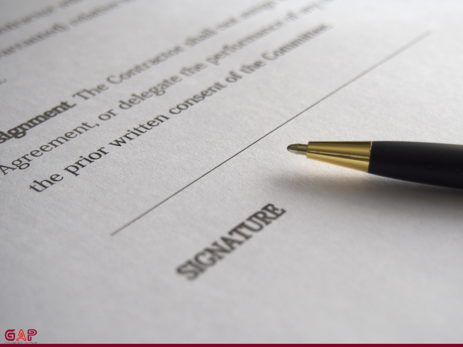 Contract Drafting, Negotiation and Management